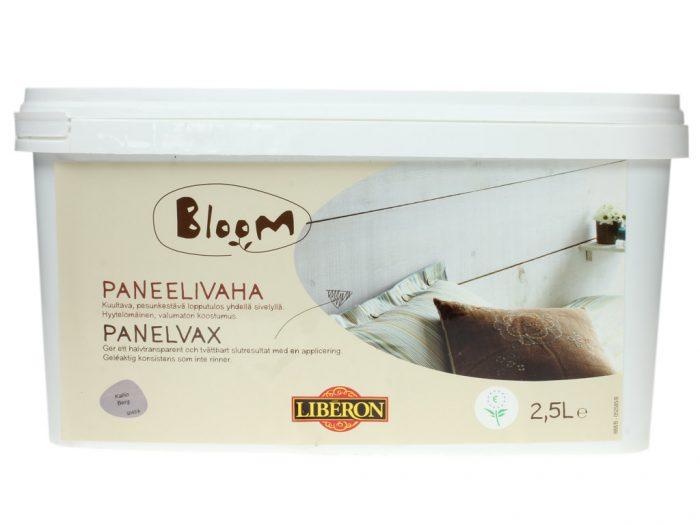 Medienos plokštės vaškas Bloom 2.5L