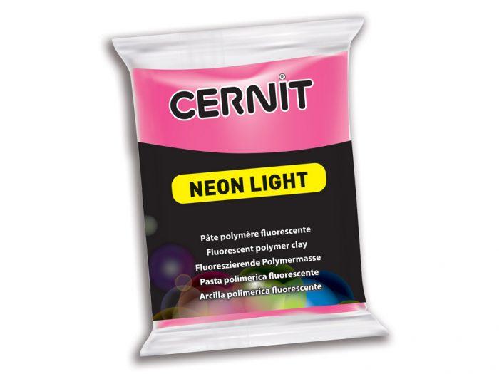 Polimerinis molis Cernit Neon Colours 56g