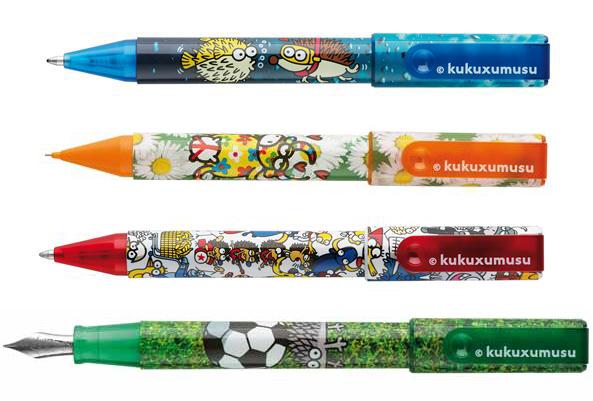 Mechaniniai pieštukas Inoxcrom Kukuxumusu