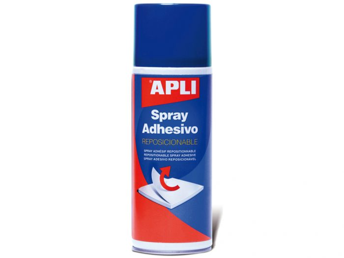 Klijai Apli Repositionable 400ml spray