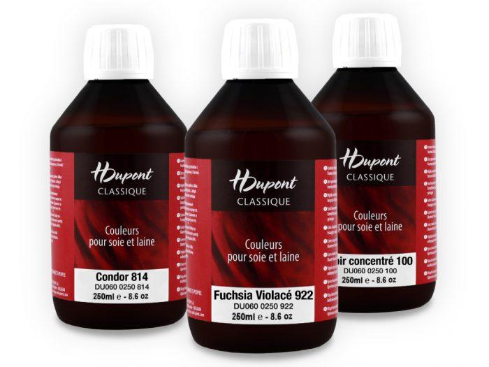 Siidivärv H.Dupont Classique 250ml - 1/6