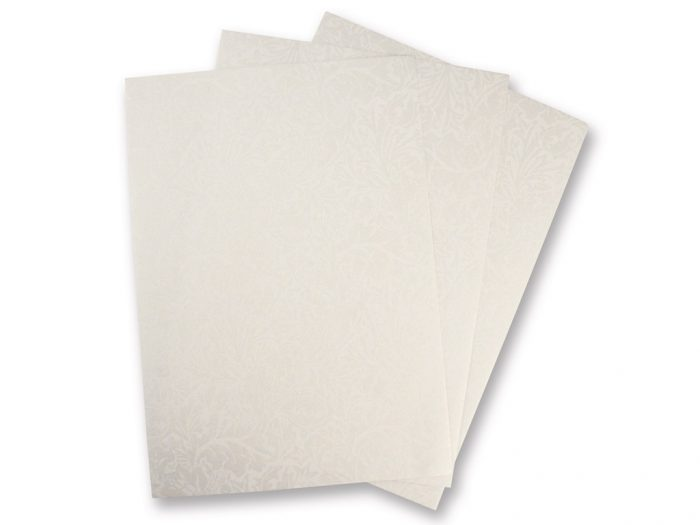 Note paper A4 mulberry paper Celebration 80g