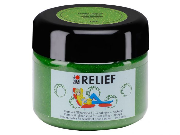 Dekoratiivvärv Marabu Colour your Dreams Relief 225ml - 1/3
