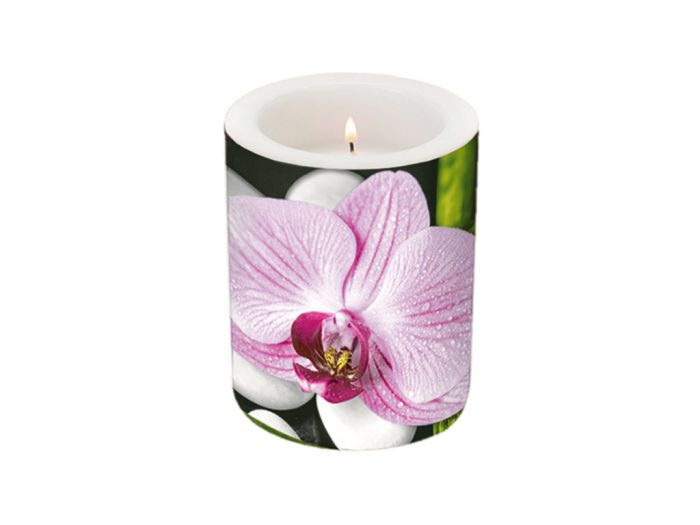 Žvakė Paper+Design apvali d=10.5cm h=12cm