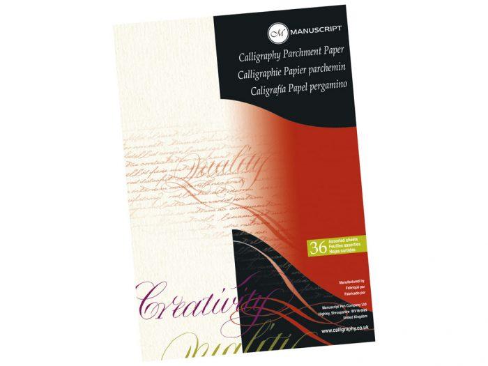 Callgigraphy Pad Manuscript