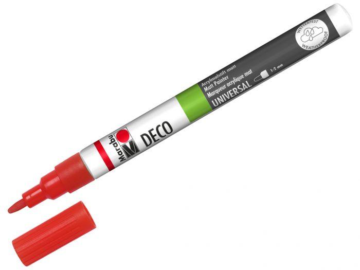 Žymeklis Marabu Deco 1-2mm - 1/6