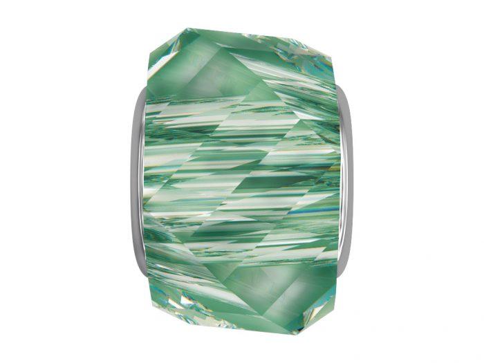 Crystal bead Swarovski BeCharmed helix 5928 14mm - 1/2