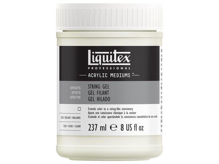 Akrüülvärvi meedium Liquitex String Gel