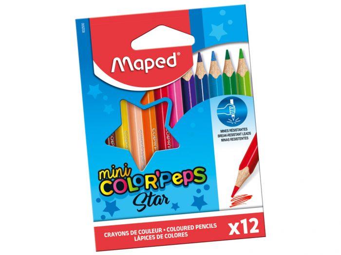 Spalvotas pieštukas Maped Color'Peps Mini - 1/2