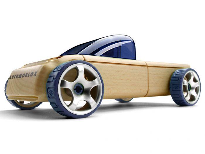 Žaislinis automobilis Automoblox Mini T9 pickup