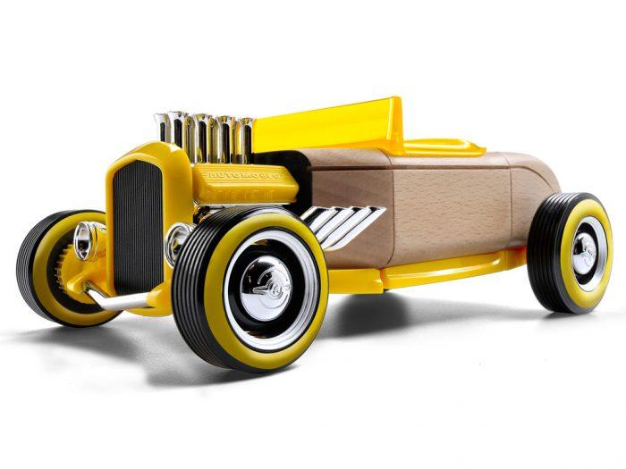 Žaislinis automobilis Automoblox Mini HR-2 hotrod roadster