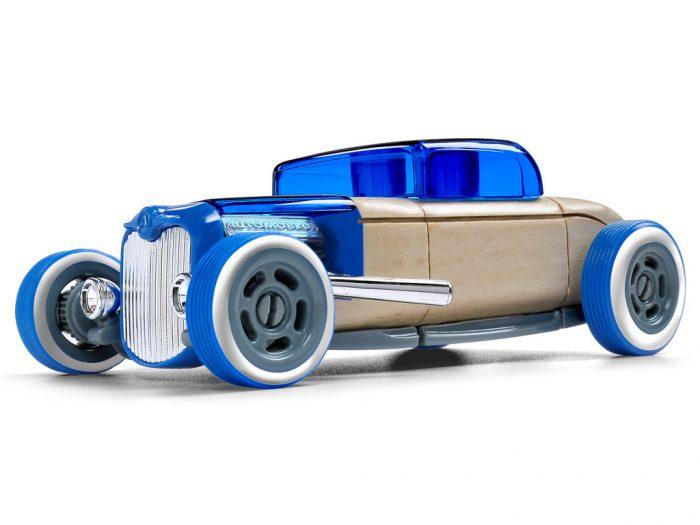 Žaislinis automobilis Automoblox Mini HR-3 hotrod coupe