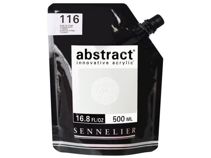 Acrylic colour Sennelier Abstract 500ml