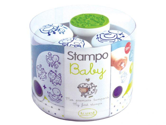 Templikomplekt Aladine Stampo Baby - 1/3