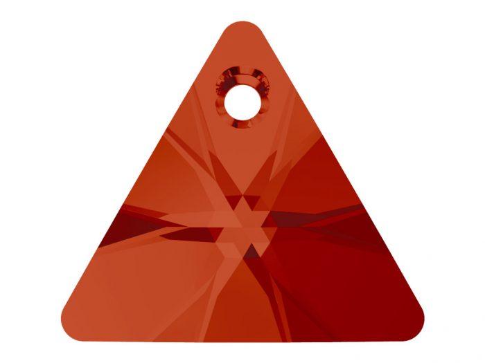 Pakabukas Swarovski trikampis 6628 16mm - 1/2