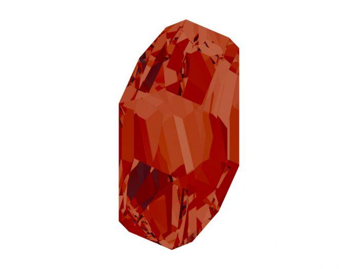 Kristallkivi Swarovski meteor 4773 28x15mm - 1/2