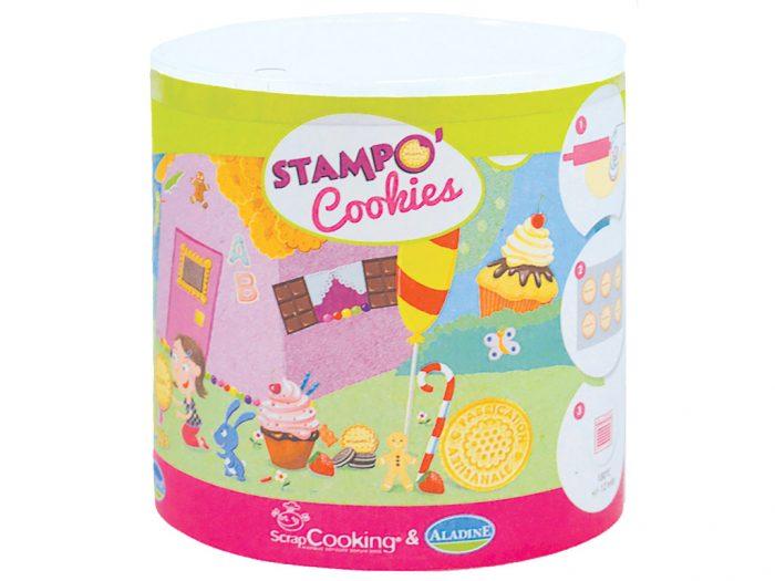 Spaudas Aladine Stampo Cookies - 1/3