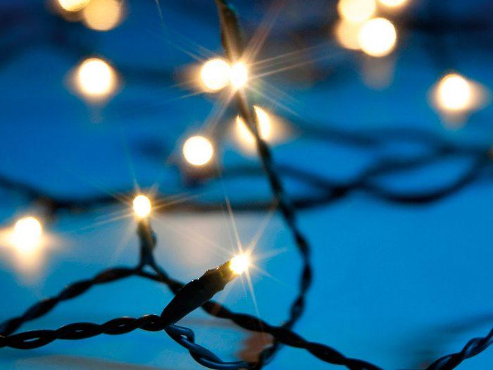 Lempučių girlianda Airam LED 40 žalias laidas
