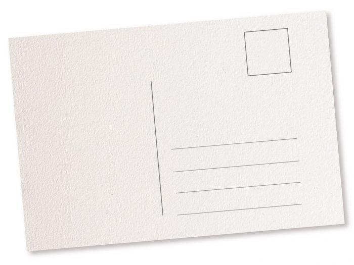 Postkaardid Raphael tühjad