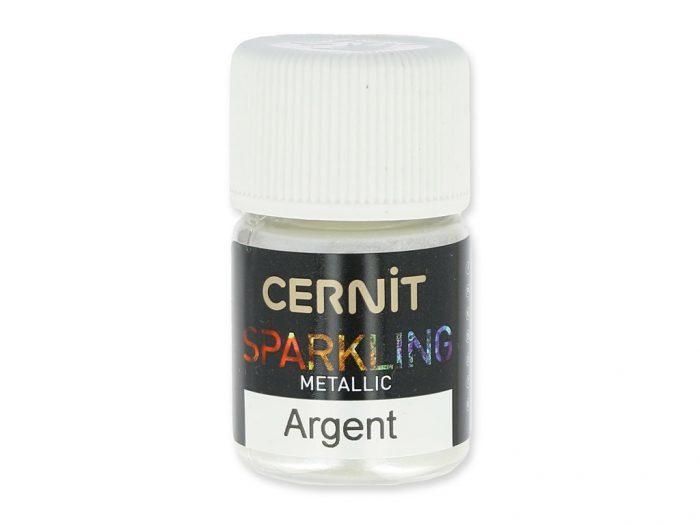 Läikepulber Cernit Sparkling Metallic