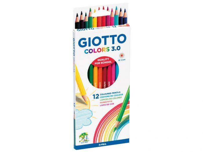 Spalvotas pieštukas Giotto Colors 3.0 - 1/2