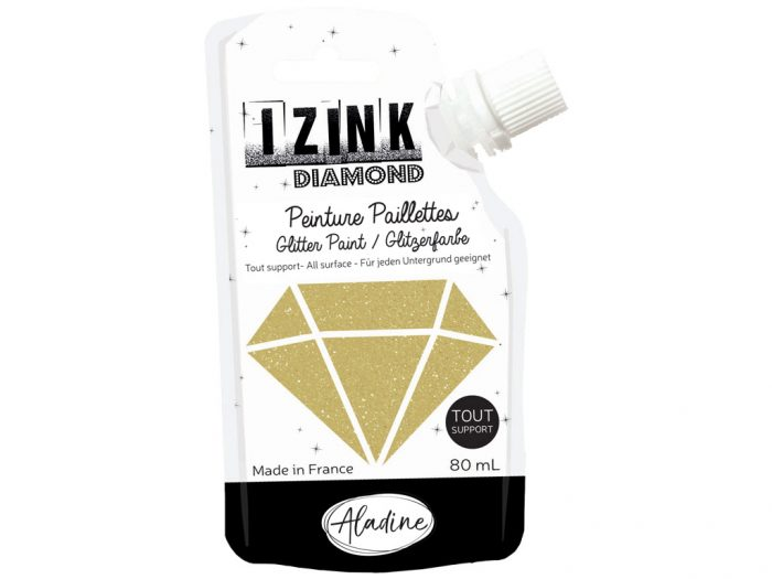 Dekoorvärv Aladine Izink Diamond 80ml - 1/4