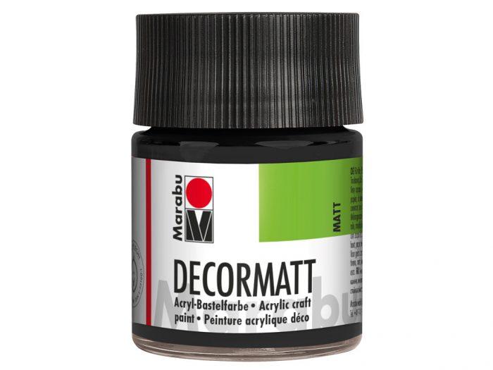 Dekoorvärv Marabu Decormatt 50ml - 1/6