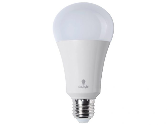 LED spuldze Daylight (dienasgaismas) E27