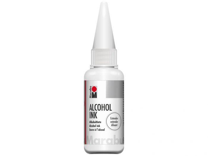Priedas alkoholio pagrindo tušui Marabu Extender