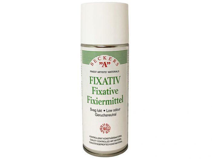 Fixative Beckers spray