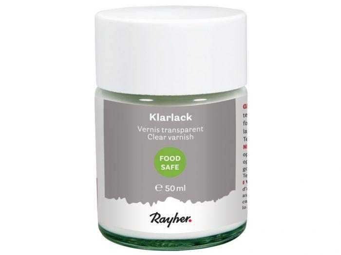 Food-safe varnish Rayher - 1/2