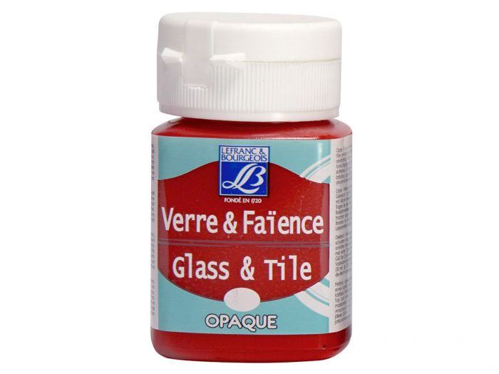 Stiklo dažai Glass&Tile Opaque 50ml