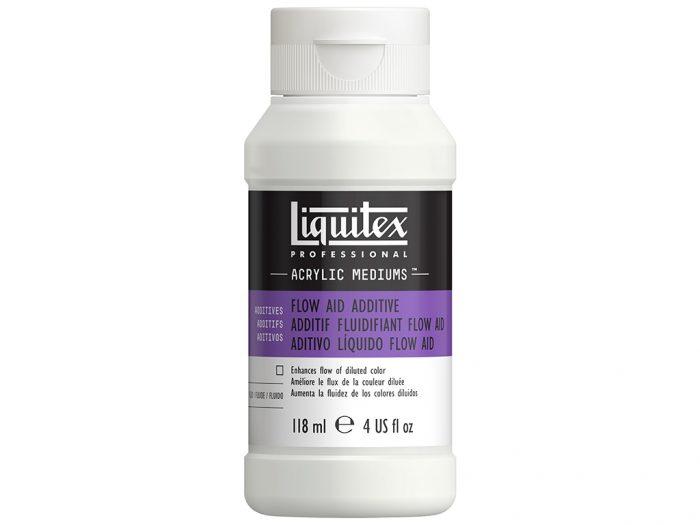 Akrüülvärvi voolavuse parandaja Liquitex