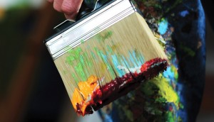 Liquitex akriliniai dažai