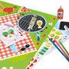 Meistravimo komplektas Maped Creativ Color&Play Design my Barbecue - 3/6