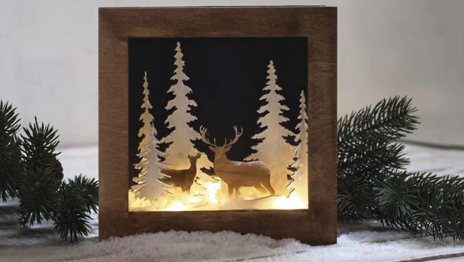 3D muinasjutu raam